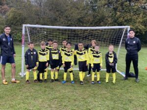 Leafield Athletic U9s